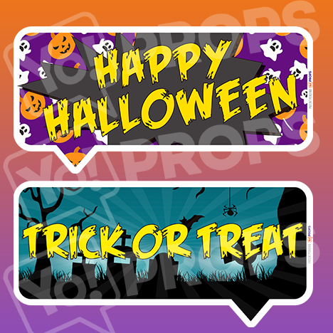 Halloween - Happy Halloween/Trick or Treat