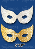 New Years Props - Masquerade Mask