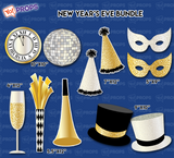 New Years Props - Champagne Glass