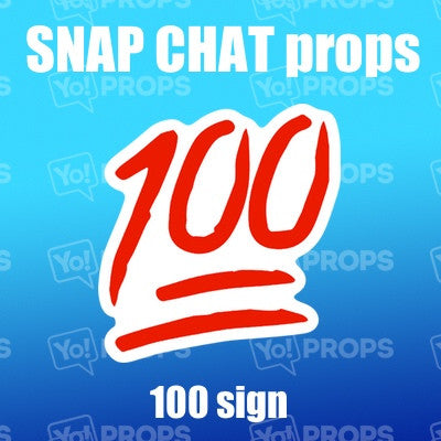 Snap Chat Props – Keeping It 100