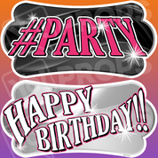 Sweet 16 – #Party/Happy Birthday!!