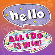Kid Friendly - Hello / All I Do Is Win