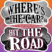 Sweet 16 - Where's The Car?/Hit The Road