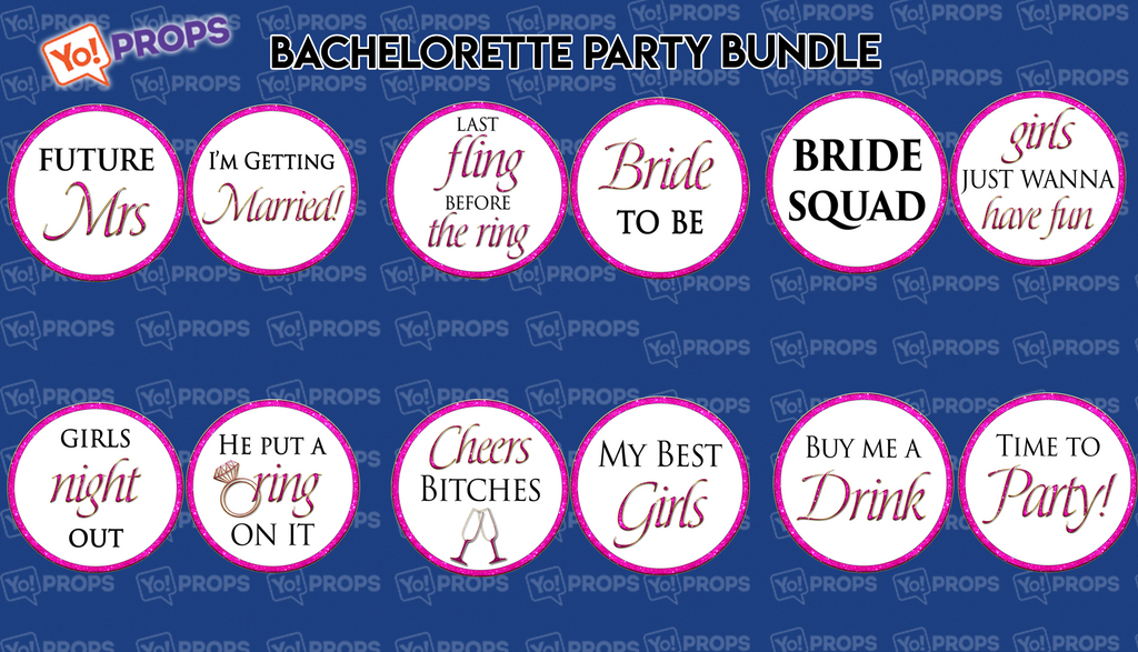Bachelorette Party Bundle
