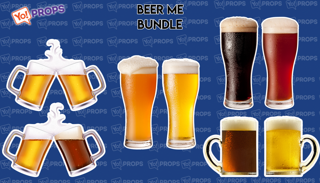 Beer Me Bundle of (4)