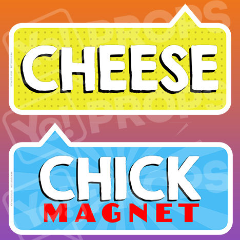 "All in One 1.0 - ""Cheese"" & ""Chick Magnet"""