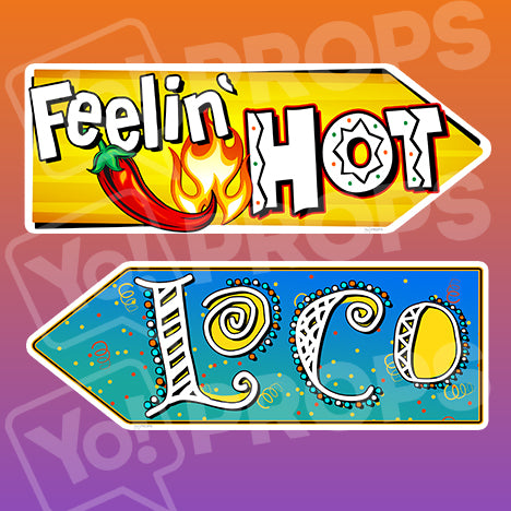 Fiesta Signs - Feelin' Hot / Loco