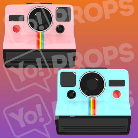 Retro - Polaroid Camera
