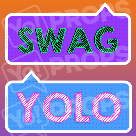"All in One 1.0 - ""Swag"" & ""Yolo"""
