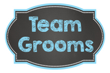 LGBT Chalkboard Wedding - I'm his Mr / Team Grooms