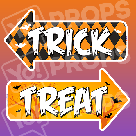 Halloween - Trick/Treat