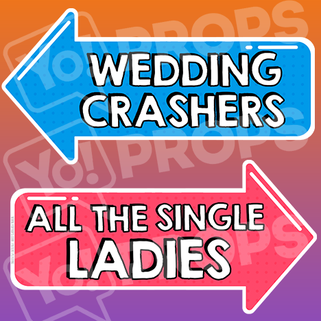 Wedding - Wedding Crashers/All The Single Ladies