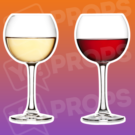 Wine Glass (round)