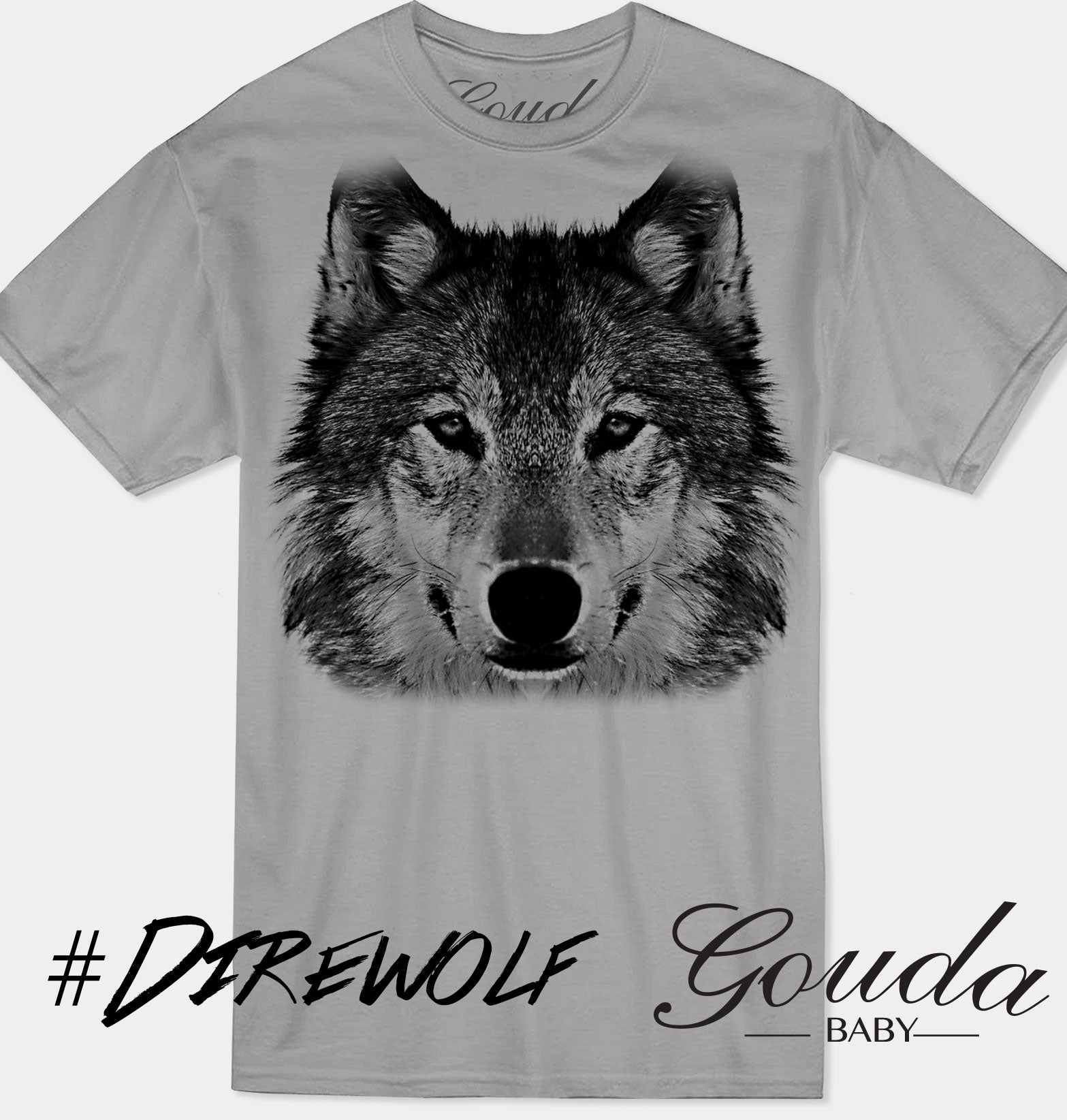 Direwolf Game of Thrones Tee