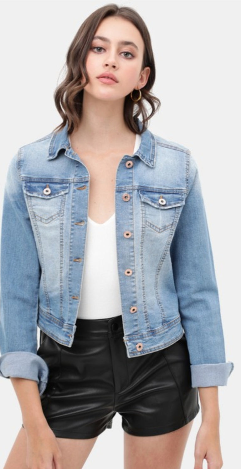 Make a Statement in Denim