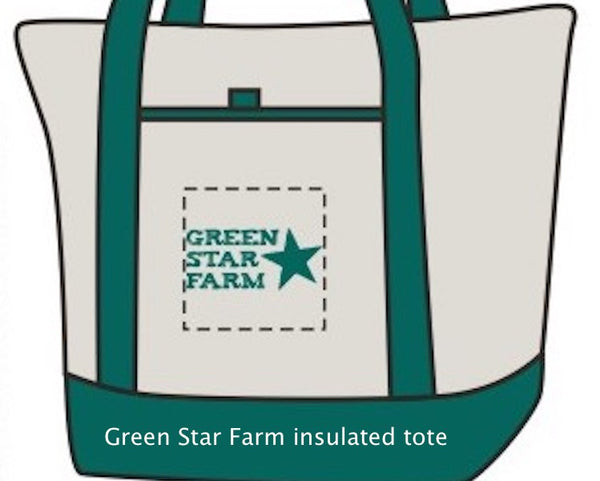 Green Star Farm Member - become a member for free local pick up