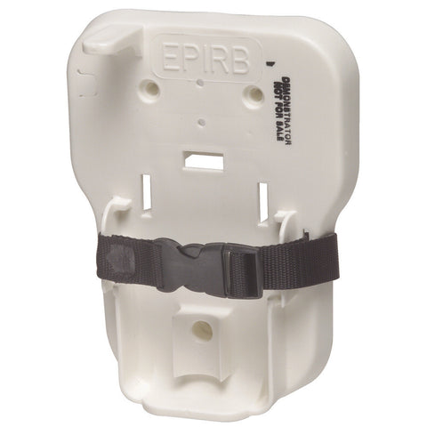 ACR Universal LowPro2™ EPIRB Bracket Universal Cat II  Mounting Bracket for $120.99 at First Choice Premier Tackle, Inc.