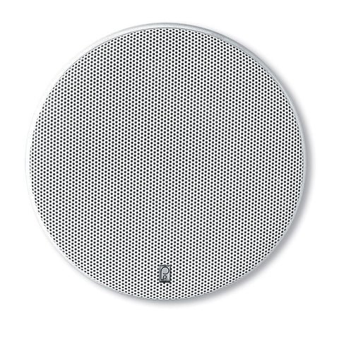 "PolyPlanar 8"" Platinum Round Marine Speaker - (Pair) White for $209.99 at First Choice Premier Tackle, Inc."