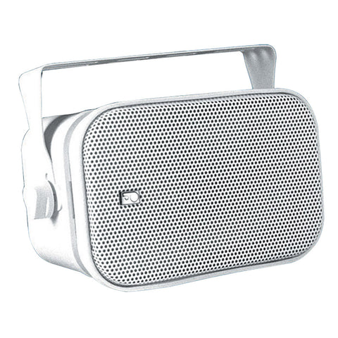 PolyPlanar MA800W Compact Box Speaker - (Pair) White for $115.99 at First Choice Premier Tackle, Inc.