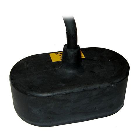 Furuno CA50B-9B Rubber Coated Transducer, 1kW (No Plug) for $391.99 at First Choice Premier Tackle, Inc.