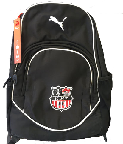 Santa Clara Lions Team Backpack Made by Puma