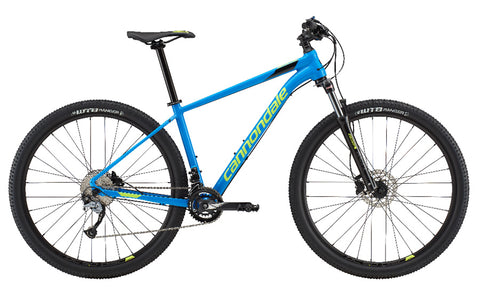 Cannondale Trail 6 Mountain Sport Bike 2018