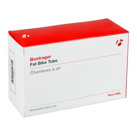 Bontrager Fat and + Presta Valve Bicycle Tubes