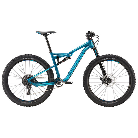 Cannondale Bad Habit 1 Full Suspension Mountain Bike 2017