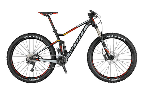 Scott Spark 730 Plus Disc Mountain Bike 2017