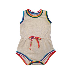Baby & Toddler Retro Rainbow Romper