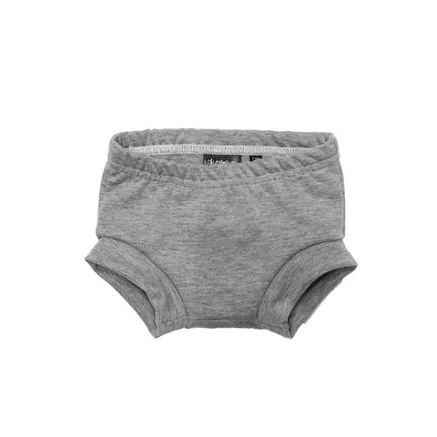 Heather Grey Shorties