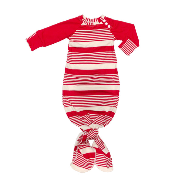 Candy Cane Knotted Sleeper