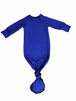 Cobalt Blue Knotted Sleeper