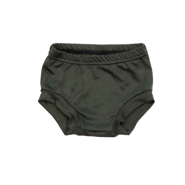 Olive Green Shorties