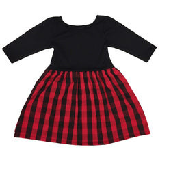 Baby, Toddler & Girls Buffalo Plaid Dress