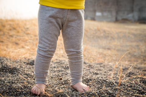 Basic Heather Grey Leggings, Harems, or Joggers
