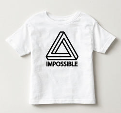 IMPOSSIBLE T-shirt or One Piece