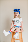 Baby & Toddler Retro Rainbow Bummies