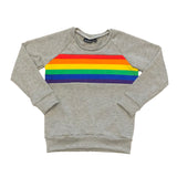 Baby & Toddler Rainbow Bright Retro Top