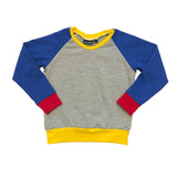 Primary Retro Raglan