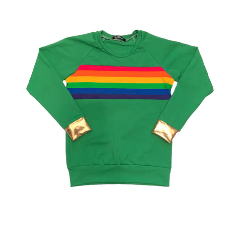 Pot of Gold Raglan Top