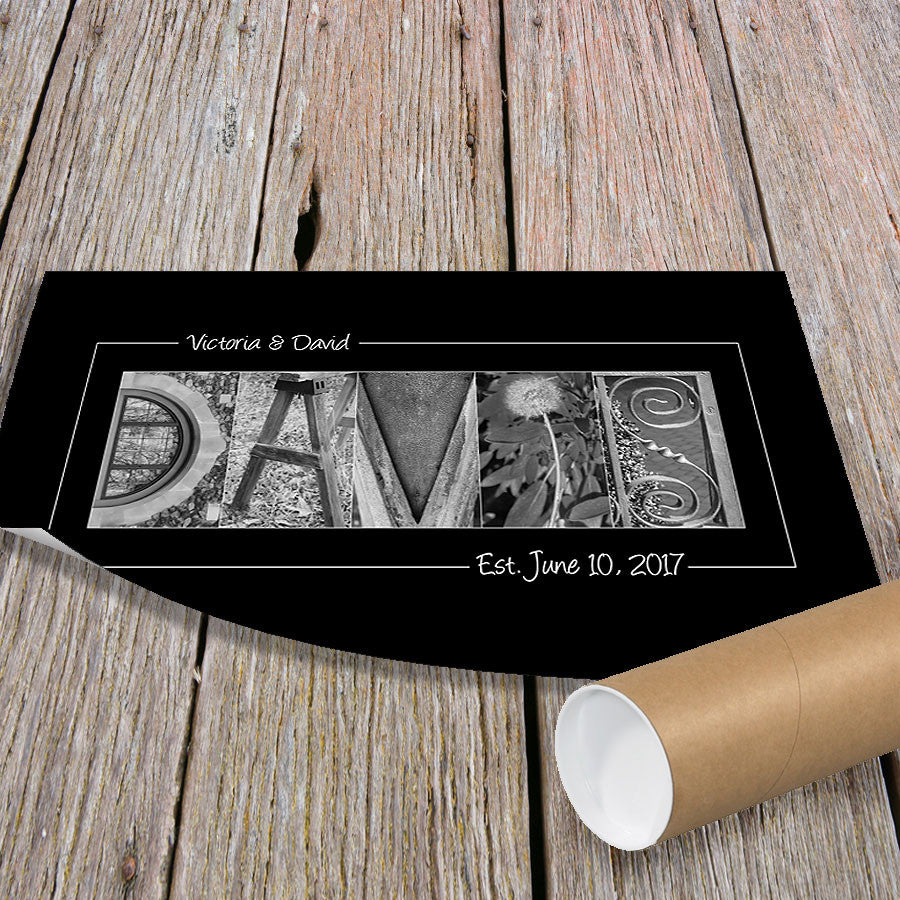 Personalized Wedding Gift Idea