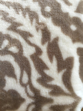 Tan (Pattern) Blanket