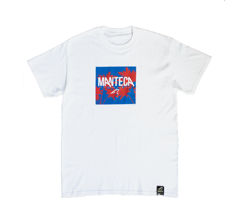 Manteca Signature Tee - Black