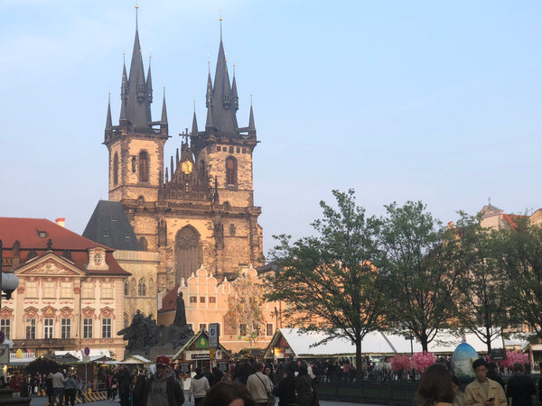 A Perfect Weekend in Prague