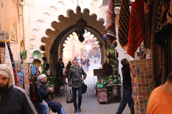 Where to Shop in Morocco