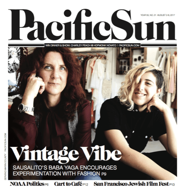 Baba Yaga Featured in Pacific Sun