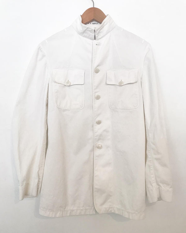 1940s medical uniform jacket