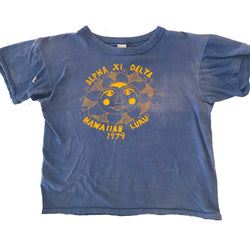 1979 Blue Sorority Tshirt