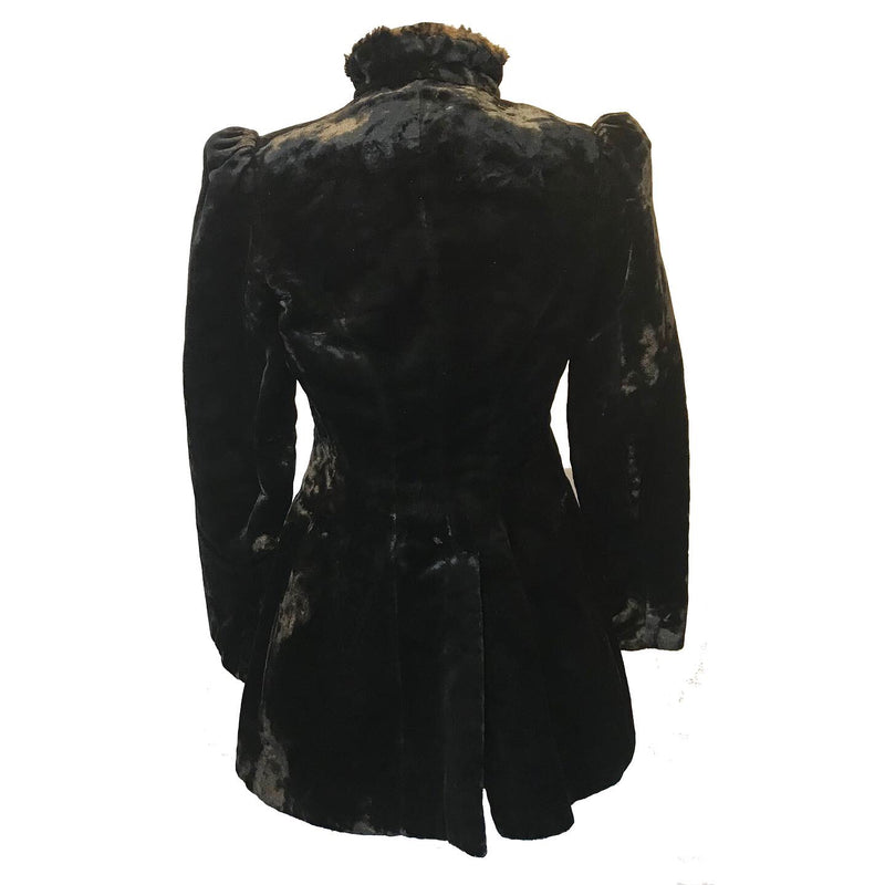 Sir Titus Salt's Fur Jacket